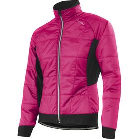 Löffler Pace Primaloft 60 Chaqueta Ciclismo Mujer, magenta